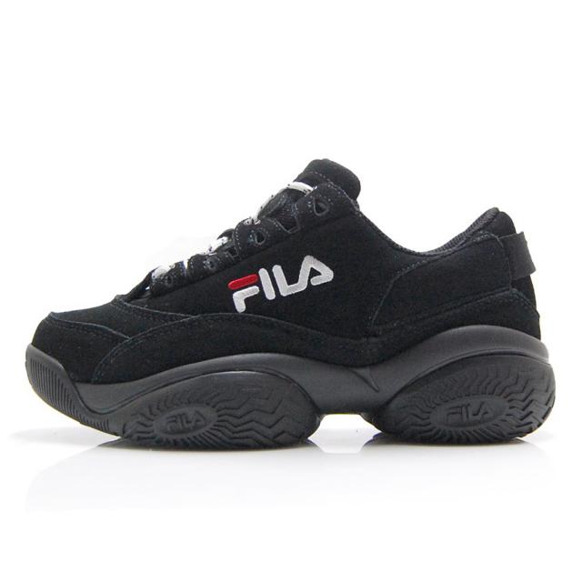 フィラ プロヴィナンス FILA PROVENANCE ブラック/ホワイト レディース スニーカー F0401-0013