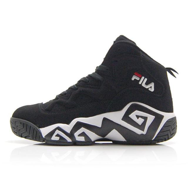 フィラ FILA MB ブラック メンズ レディース スニーカー FHE102-001