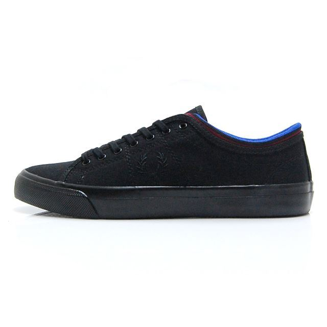 フレッドペリー FREDPERRY KENDRICK TIPPED CUFF CANVAS B4208-102
