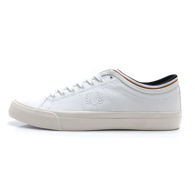 フレッドペリー FREDPERRY KENDRICK TIPPED CUFF CANVAS B4208-200