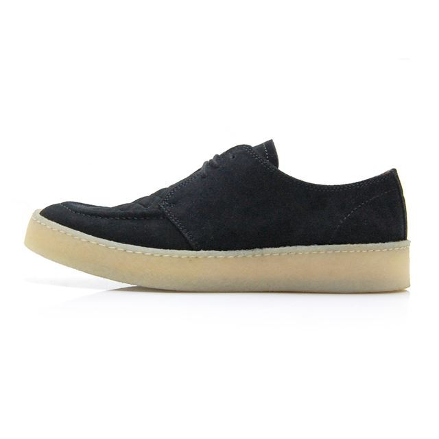 フレッドペリー FREDPERRY FRED PERRY X GEORGE COX POP BOY SUEDE Black ブラック メンズ スニーカー B1910-102