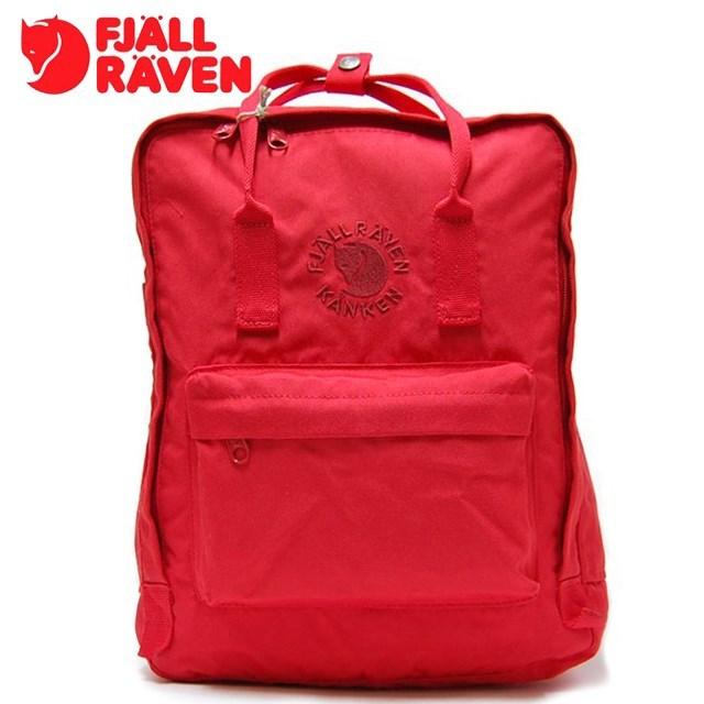 <20%OFF SALE> FJALLRAVEN フェールラーベン Re-Kanken リ カンケン Red レッド FR23548-320 [リュック/デイパック/2WAY/バックパック/国内正規販売店]【返品交換不可】