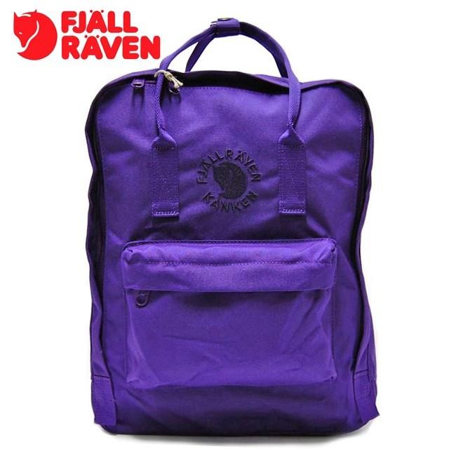 FJALLRAVEN フェールラーベン Re-Kanken リ カンケン Deep Violet ディープ バイオレット FR23548-463 [リュック/デイパック/2WAY/バックパック/国内正規販売店/国内正規販売店/Authorized Dealer]