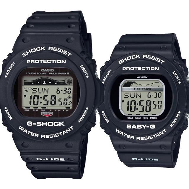 CASIO ジーショック 腕時計 ペアセレクション LOVE-BM G-SHOCK Baby-G GWX-5700CS-1JF BLX-570-1JF