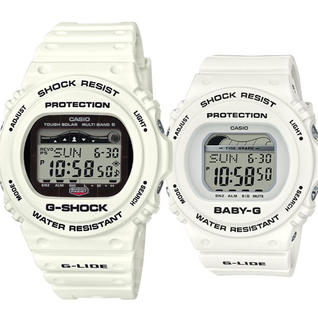 CASIO ジーショック 腕時計 ペアセレクション LOVE-BN G-SHOCK Baby-G GWX-5700CS-7JF BLX-570-7JF