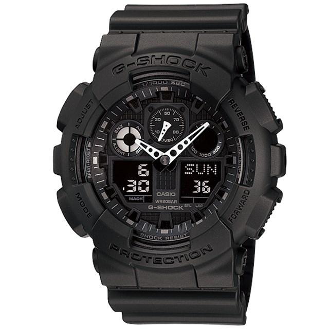 G-SHOCK ジーショック CASIO カシオ メンズ 腕時計 GA-100-1A1JF [国内正規販売店]