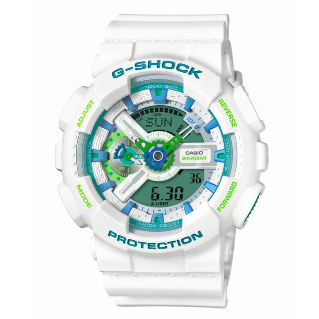 G-SHOCK ジーショック CASIO カシオ メンズ 腕時計  GA-110WG-7AJF [20気圧防水/スポーツ]