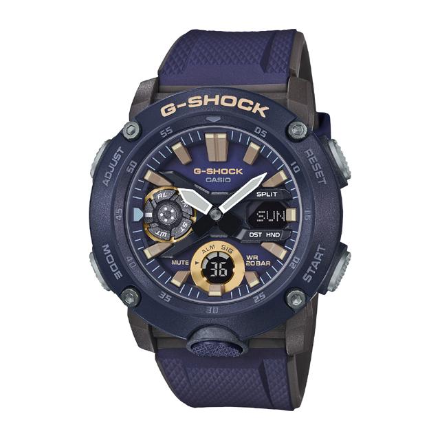 G-SHOCK ジーショック CASIO カシオ メンズ 腕時計 Carbon Core Guard Basic GA-2000-2AJF [G-SHOCK/ジーショック/腕時計/カーボンコアガード]