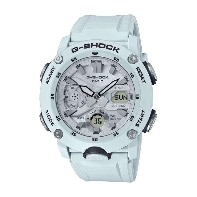 G-SHOCK ジーショック CASIO カシオ メンズ 腕時計 GA-2000 GA-2000S-7AJF [G-SHOCK/ジーショック/カーボン/防水]