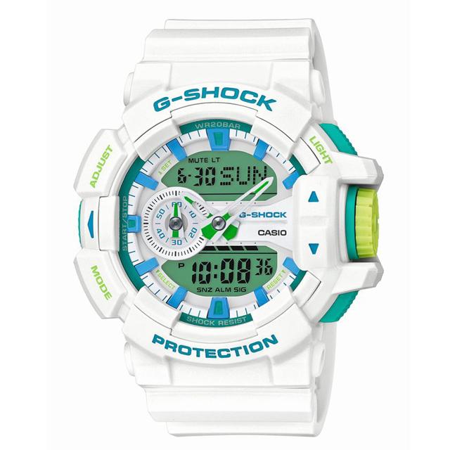 G-SHOCK ジーショック CASIO カシオ メンズ 腕時計  GA-400WG-7AJF [20気圧防水/スポーツ]
