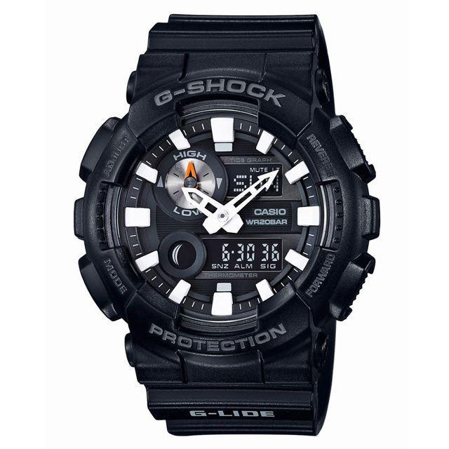 G-SHOCK ジーショック CASIO カシオ メンズ 腕時計 G-LIDE Gライド GAX-100B-1AJF [ブラック/サーフィン/スポーツ/国内正規販売店/Authorized Dealer]