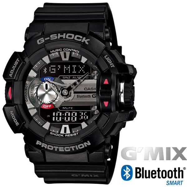 G-SHOCKジーショックG-MIXGミックス腕時計メンズ男性用BluetoothSMART対応GBA-400-1AJF