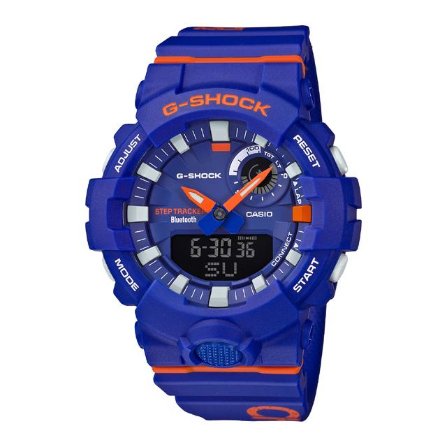 G-SHOCK ジーショック CASIO カシオ メンズ 腕時計 G-SQUAD GBA-800DG-2AJF [G-SHOCK/ジーショック/防水/腕時計/歩数計]