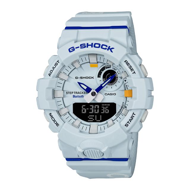 G-SHOCK ジーショック CASIO カシオ メンズ 腕時計 G-SQUAD GBA-800DG-7AJF [G-SHOCK/ジーショック/防水/腕時計/歩数計]