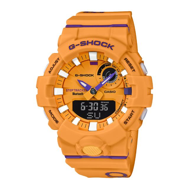 G-SHOCK ジーショック CASIO カシオ メンズ 腕時計 G-SQUAD GBA-800DG-9AJF [G-SHOCK/ジーショック/防水/腕時計/歩数計]