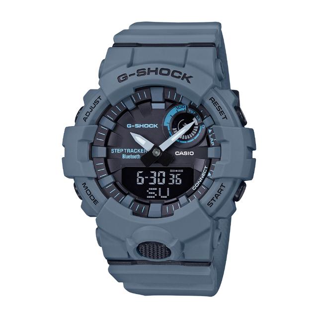 G-SHOCK ジーショック CASIO カシオ メンズ 腕時計 G-SQUAD GBA-800UC-2AJF [G-SHOCK/ジーショック/防水/歩数計]