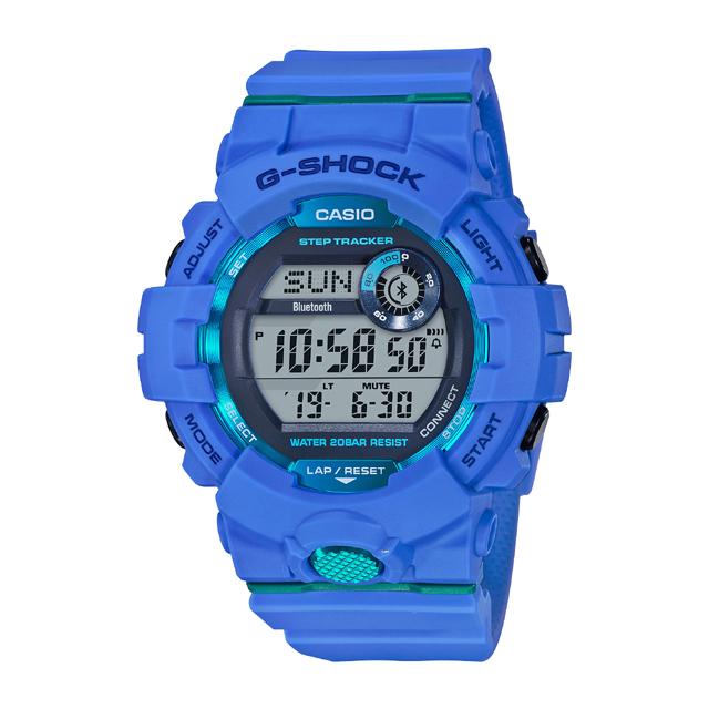G-SHOCK ジーショック CASIO カシオ メンズ 腕時計 G-SQUAD GBD-800-2JF [G-SHOCK/ジーショック/bluetooth/歩数計/防水]