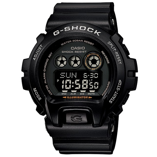 G-SHOCK ジーショック CASIO カシオ メンズ 腕時計 GD-X6900-1JF [国内正規販売店]