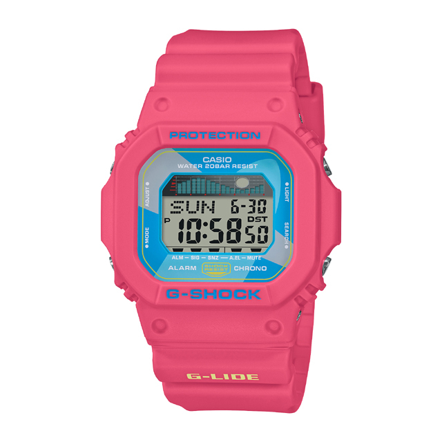 G-SHOCK ジーショック CASIO カシオ メンズ 腕時計 G-LIDE Vintage Hawaiian Color GLX-5600VH-4JF [G-SHOCK/ジーショック/サーフィン/G-LIDE]