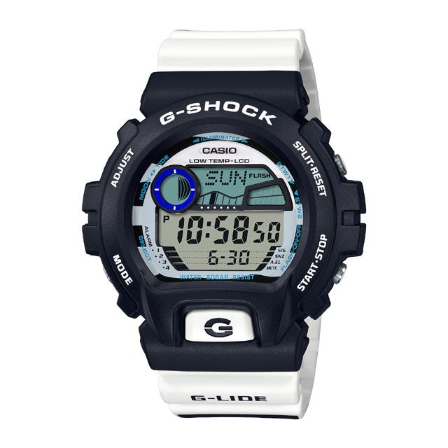 G-SHOCK ジーショック CASIO カシオ メンズ 腕時計 G-LIDE Shark Safe Pattern  GLX-6900SS-1JF [G-SHOCK/ジーショック/腕時計/サーフィン/防水]