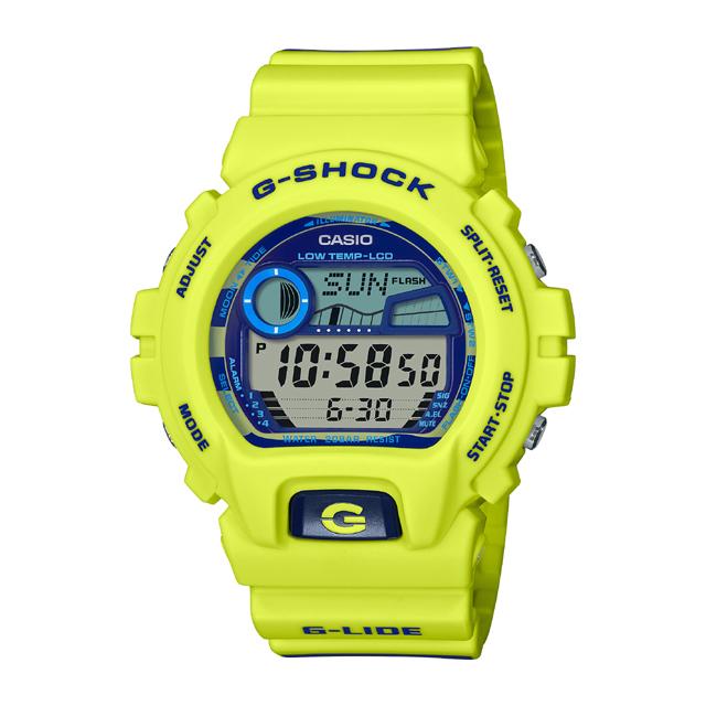 G-SHOCK ジーショック CASIO カシオ メンズ 腕時計 G-LIDE Shark Safe Pattern  GLX-6900SS-9JF [G-SHOCK/ジーショック/腕時計/サーフィン/防水]