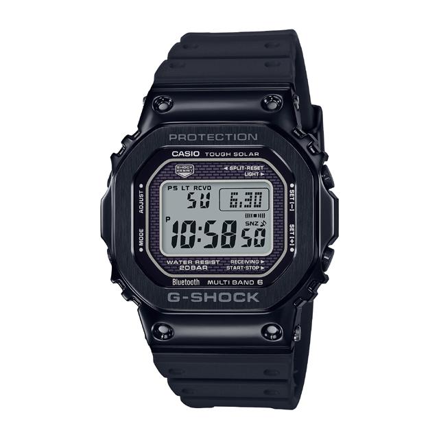 G-SHOCK ジーショック CASIO カシオ メンズ 腕時計 GMW-B5000 GMW-B5000G-1JF [G-SHOCK/ジーショック/腕時計/bluetooth/電波ソーラー]