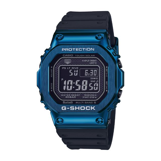 G-SHOCK ジーショック CASIO カシオ メンズ 腕時計 GMW-B5000 GMW-B5000G-2JF [G-SHOCK/ジーショック/腕時計/bluetooth/電波ソーラー]