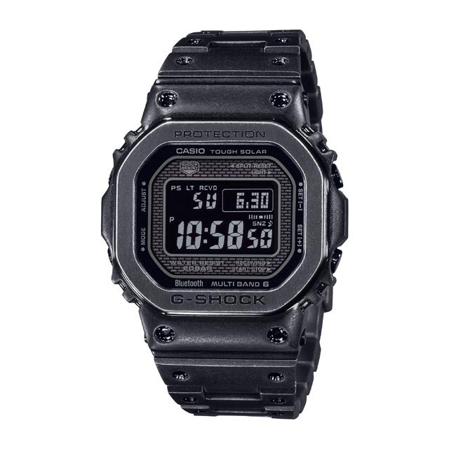 G-SHOCK ジーショック CASIO カシオ メンズ 腕時計 GMW-B5000 GMW-B5000V-1JR [G-SHOCK/ジーショック/腕時計/防水/フルメタル]