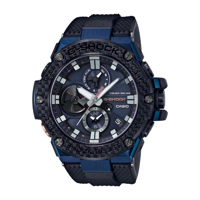 G-SHOCK ジーショック CASIO カシオ メンズ 腕時計 G-STEEL GST-B100XB-2AJF [G-SHOCK/ジーショック/G-TEEL/Bluetooth]