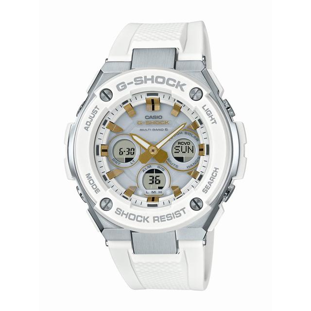 half off c0e27 c2446 G-SHOCK ジーショック CASIO カシオ メンズ 腕時計 G-STEEL ジースチール GST-W300-7AJF [G-SHOCK  ジーショック G-STEEL 腕時計 防水]