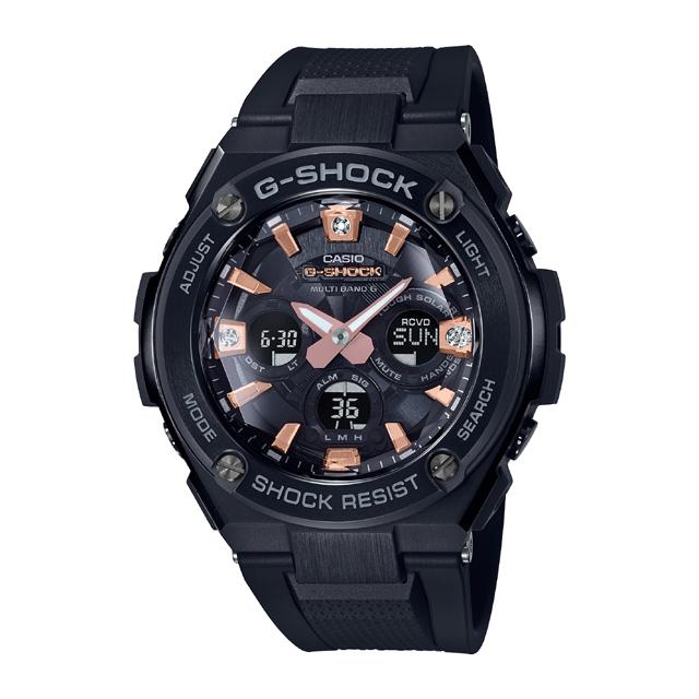 G-SHOCK ジーショック CASIO カシオ メンズ 腕時計 PRECIOUS HEART SELECTION GST-W310BDD-1AJF [G-SHOCK/ジーショック/防水/腕時計/GSTEEL]