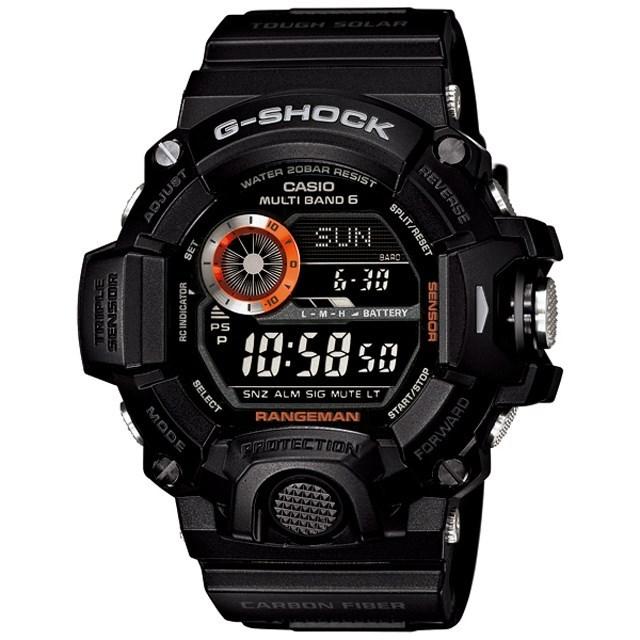 G-SHOCK ジーショック CASIO カシオ メンズ 腕時計 RANGEMAN レンジマン GW-9400BJ-1JF [国内正規販売店]
