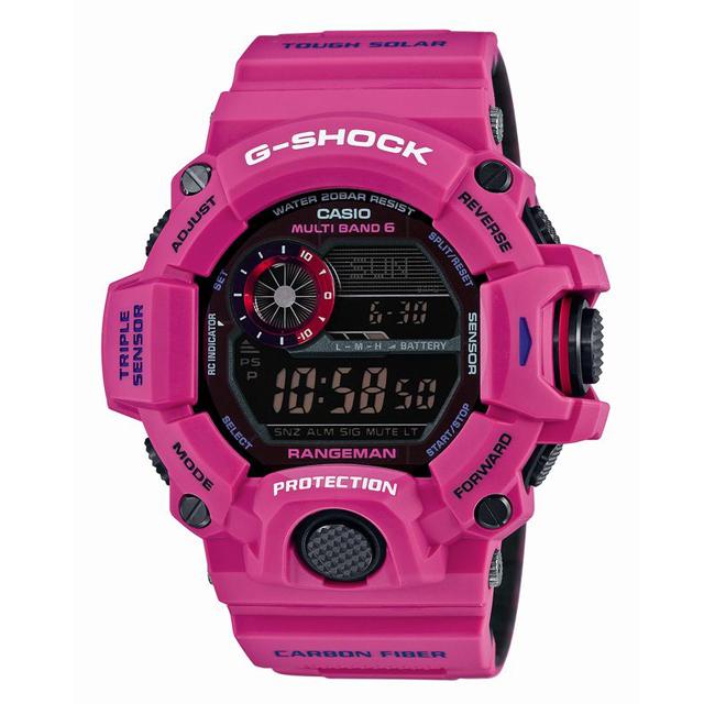 G-SHOCK ジーショック CASIO カシオ メンズ 腕時計 RANGEMAN MEN IN SUNRISE PURPLE メン・イン・サンライズパープル GW-9400SRJ-4JF 国内正規販売店