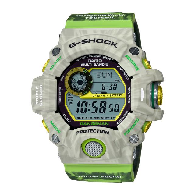 G-SHOCK ジーショック CASIO カシオ メンズ 腕時計 WILDLIFE PROMISING GW-9404KJ-3JR [G-SHOCK/ジーショック/防水/腕時計/WILDLIFEPROMISING]
