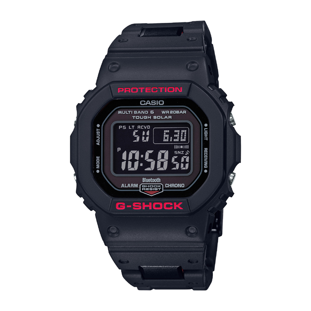 G-SHOCK ジーショック CASIO カシオ メンズ 腕時計 GW-B5600HR GW-B5600HR-1JF [G-SHOCK/ジーショック/防水/腕時計/bluetooth]
