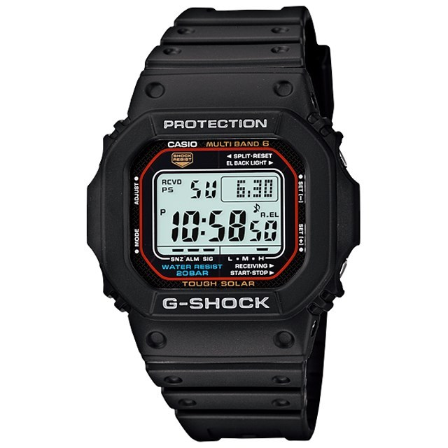 G-SHOCK ジーショック CASIO カシオ メンズ 腕時計 GW-M5610-1JF [国内正規販売店]