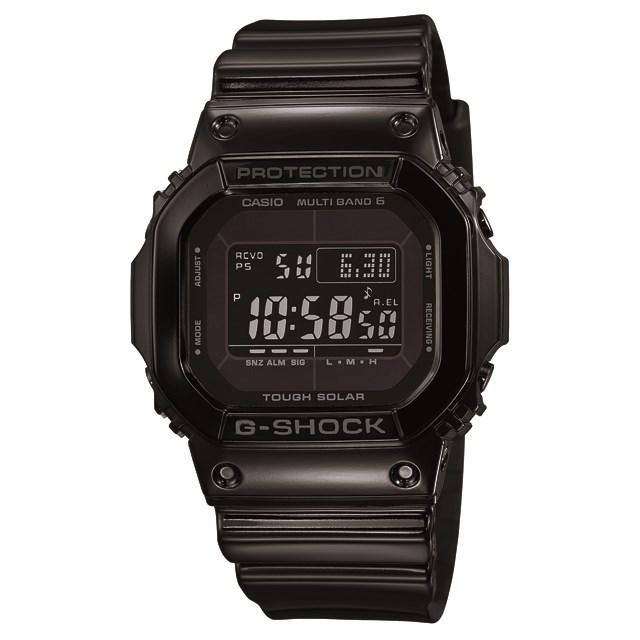 G-SHOCK ジーショック CASIO カシオ メンズ 腕時計 Grossy Black Series グロッシー・ブラックシリーズ GW-M5610BB-1JF