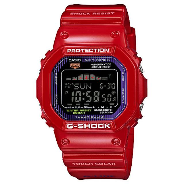 G-SHOCK ジーショック CASIO カシオ メンズ 腕時計 G-LIDE GWX-5600C-4JF [G-SHOCK/ジーショック/防水/電波ソーラー/GLIDE]