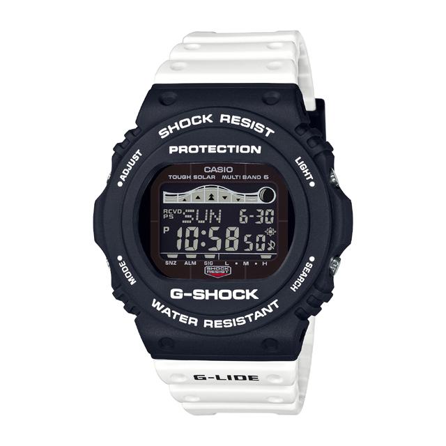 G-SHOCK ジーショック CASIO カシオ メンズ 腕時計 G-LIDE Shark Safe Pattern  GWX-5700SSN-1JF [G-SHOCK/ジーショック/腕時計/サーフィン/ソーラー電波]
