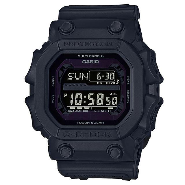 G-SHOCK ジーショック CASIO カシオ メンズ 腕時計 GXW-56BB-1JF [マット/ブラック/黒/国内正規販売店/Authorized Dealer]