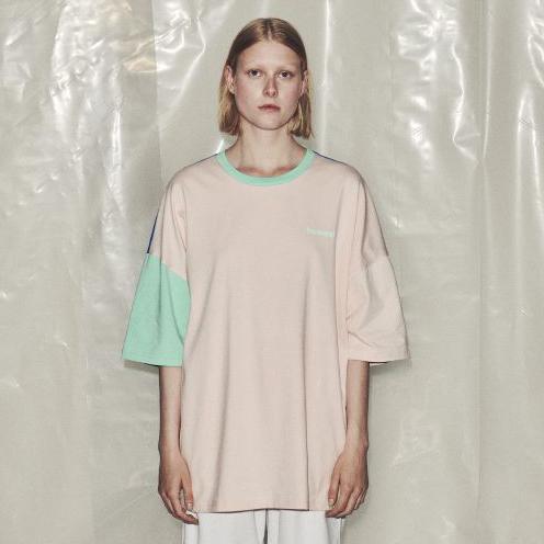 ヒュンメル ハイブ フェリエ ショーツスリーブ Tシャツ HUMMEL HIVE FERIE T-SHIRT S/S BLUE ASTER メンズ Tシャツ HM207003-8378