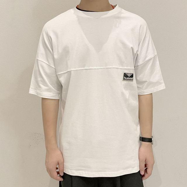 【SALE】 ヒュンメル ハイブ  ビーチ ブレイク Tシャツ HUMMEL HIVE HML BEACH BREAK T-SHIRT WHITE メンズ Tシャツ HM208281-9001