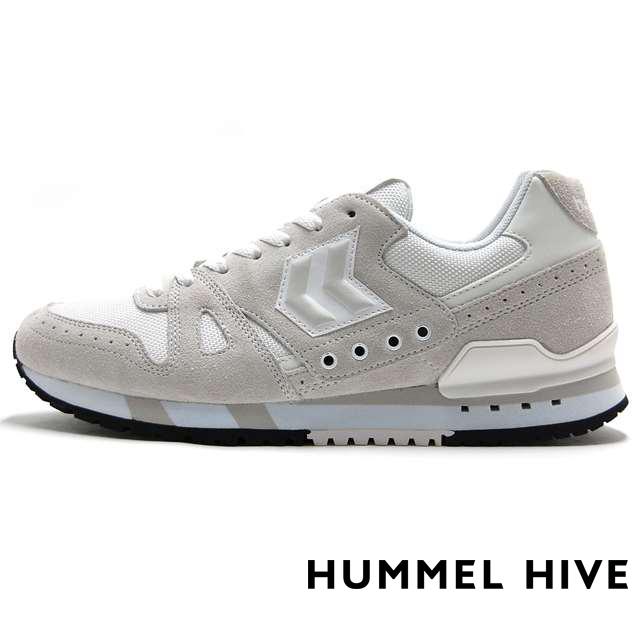 ヒュンメル ハイブ HUMMEL HIVE メンズ スニーカーMARATHONA GBW WHITE ホワイト HM65074-9001