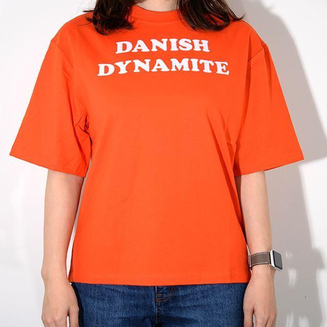 ヒュンメル ハイブ HUMMEL HIVE レディース Tシャツ HMLAVA T-SHIRT S/S POINCIANA HM203758-3033