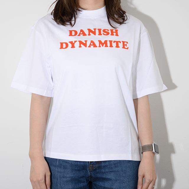 ヒュンメル ハイブ HUMMEL HIVE レディース Tシャツ HMLAVA T-SHIRT S/S WHITE HM203758-9001