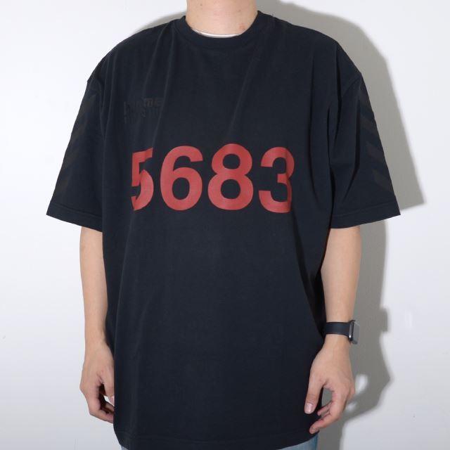 ヒュンメル ハイブ ウィリー・チャバリア HUMMEL HIVE WILLY CHAVARRIA メンズ ビッグシルエットTシャツ HMLWILLY BUFFALO T-SHIRT BLACK HM203818-2001