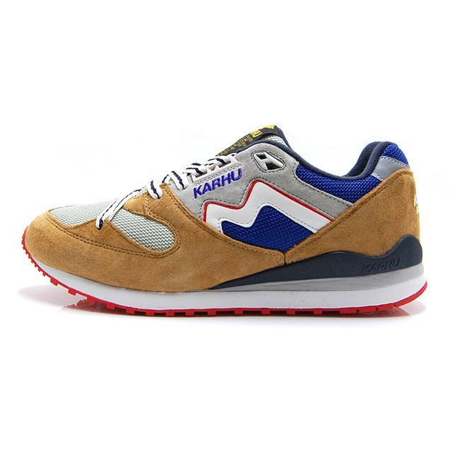 "カルフ シンクロン クラシック KARHU Synchron Classic ""Forest Treats Pack"" Buckthorn Brown/Silver Birch KH802637"