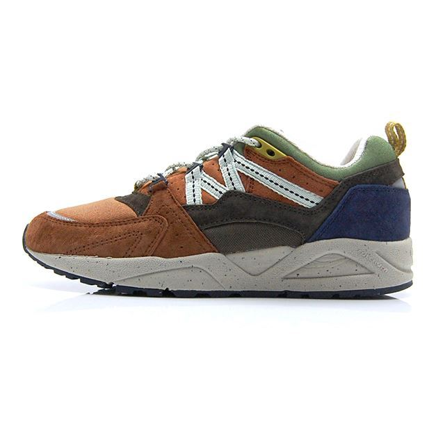 "カルフ フュージョン2.0 KARHU Fusion 2.0 ""Ruska Pack Part 2"" Turtoise Shell/Bracken KH804042"