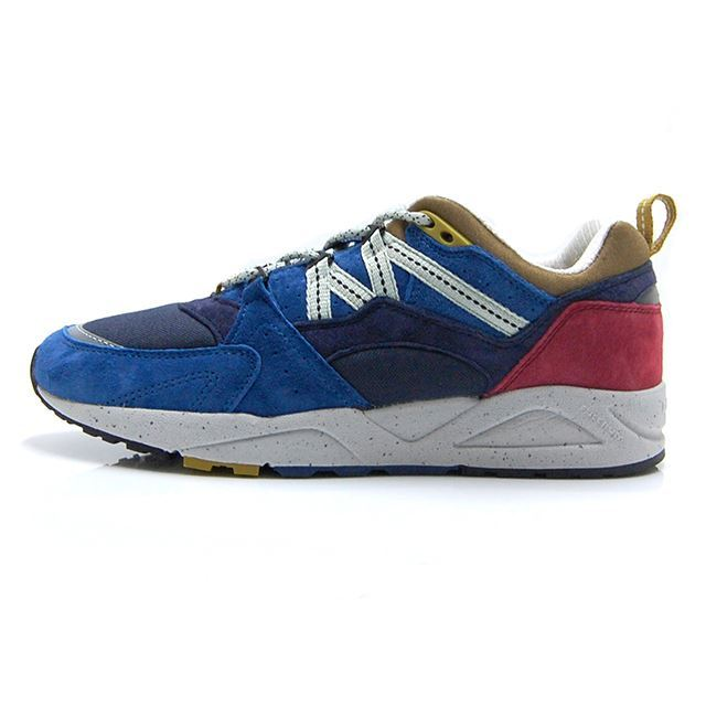 "カルフ フュージョン2.0 KARHU Fusion 2.0 ""Ruska Pack Part 2"" Poseidon/Red Dahlia KH804044"
