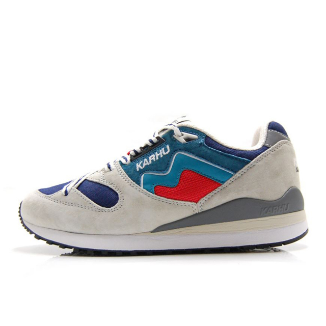 カルフ シンクロンクラシック KARHU SYNCHRON CLASSIC GLACIER GRAY / LAKE BLUE メンズ レディース スニーカー シューズ 靴 KH802643